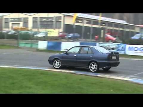 Lancia Dedra Integrale - Čára Varnsdorf