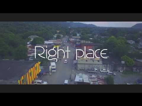 Masicka - Right Place (Official video) Face xpression production