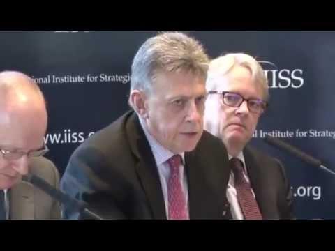 Nigel Inkster on China and Ukraine