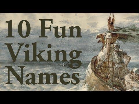 10 Fun Scandinavian Names From The Viking Age