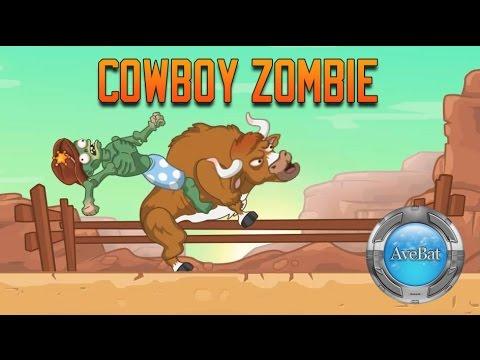 Cowboy zombie Gameplay 60fps |