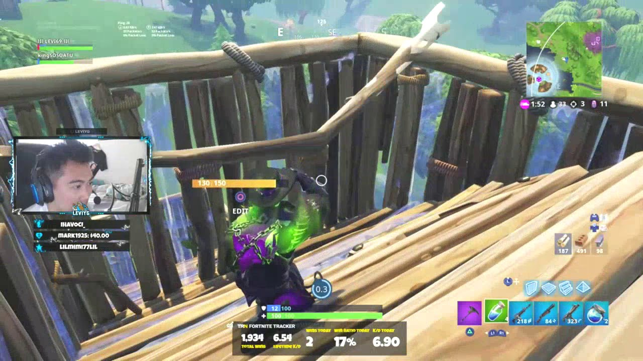 Fortnite squad matchmaking not working