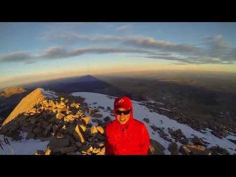 Mount Peale La Sal Mountains Moab