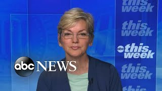 'The president is willing to negotiate' on infrastructure bill: Jennifer Granholm | ABC News