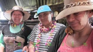 CARNAVALES DE  SANGAYAICO   USPANCCA
