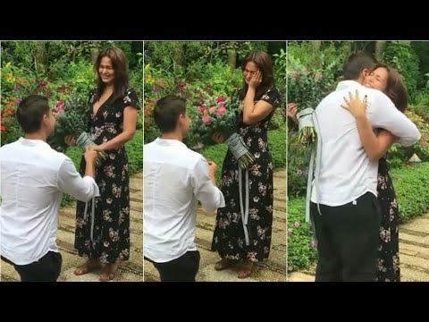Proposal Video: Iza Calzado Engaged na kay Ben Wintle