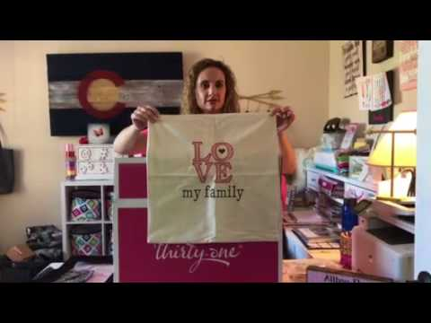 Thirty-One Gifts Fall 2017 Enrollment Kit