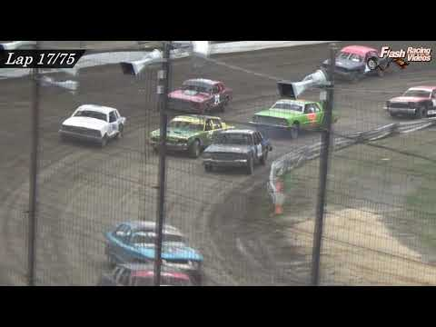 'Big Car' Highlights - 4/14/19 - Grandview Speedway