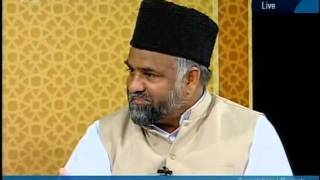 Why did the Muslims wage war against Musailma Kazzab-persented by khalid Qadiani.flv