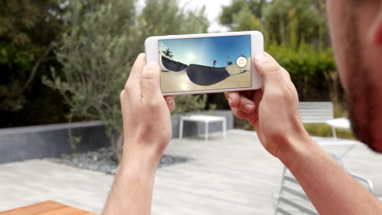 GoPro Fusion 5 2K Spherical Video Camera
