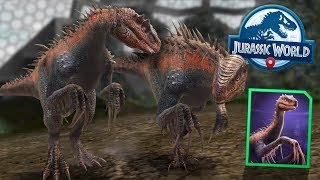 Download The Best T Rex Hybrid In Game Jurassic World Alive