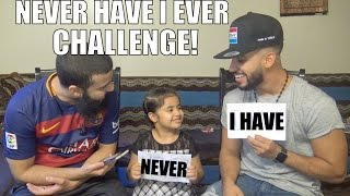FUNNIEST Never Have I Ever Challenge!