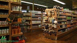 Nebezpečné rady od zaměstnanců obchodů prodávajících zdravou výživu