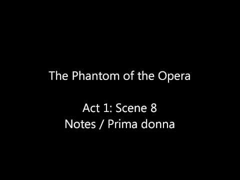 The Phantom of the Opera, Act 1 (Original London Cast): Scene 7 & Scene 8 mp3
