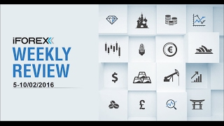 iFOREX Weekly Review 5-10/02/2016: U.S. stocks, Twitter and ECB meeting.