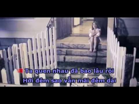 Noi Tinh Yeu Bat Dau Karaoke  Tone NAM