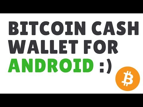 How To Use Bitcoin Cash Or Bcc Wallet On Android (electroncash.org)