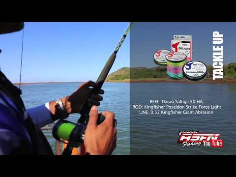 ASFN 2018 Fishing Vlog 0133 -  Estuary Fishing For Garrick Port St Johns