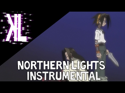Shaman King Opening 2 - Northern Lights - Full Instrumental (without back vocals)