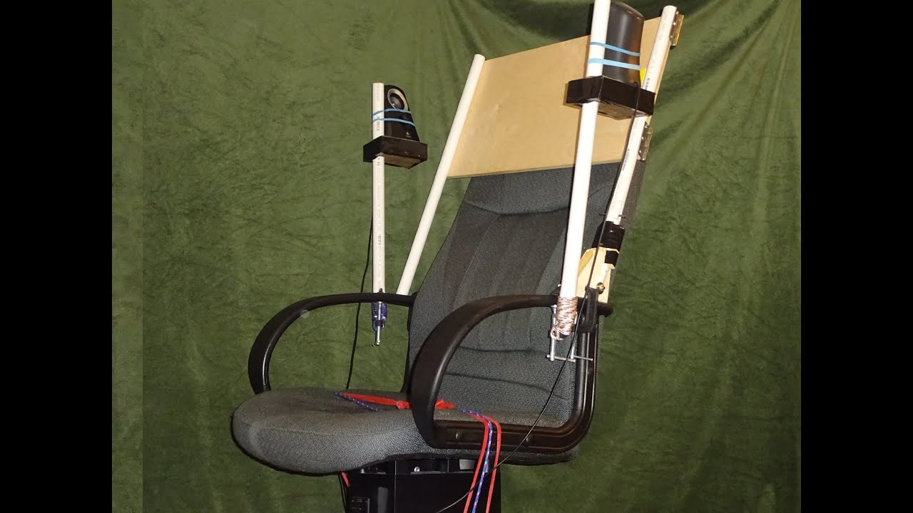 Ultimate Computer Chair Baby High For Eating How To Make Speaker System And Tray Table