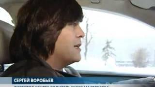 Тормоз водителю не товарищ. Уроки зимнего вождения