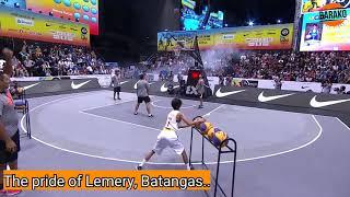 Batanguenya Janine Pontejos bags the Gold Medal at FIBA 3X3 World Cup Shoot-out