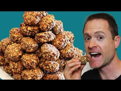 Healthy Vegan Recipes – OAT CLUSTERS – SOS Free
