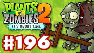 Plants vs. Zombies 2: It's About Time - Gameplay Walkthrough Part 196 - Gargantuar Party! (iOS)