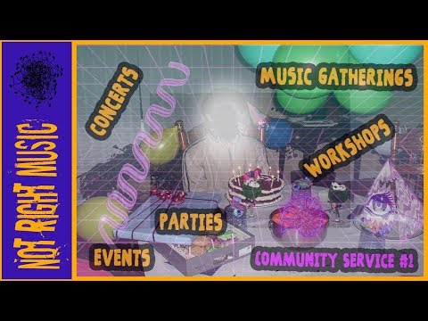 Involve Your Weird Music With Your Local Community!