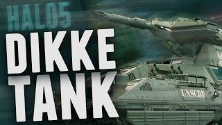 DIKKE TANK?? - HALO 5 Co-op