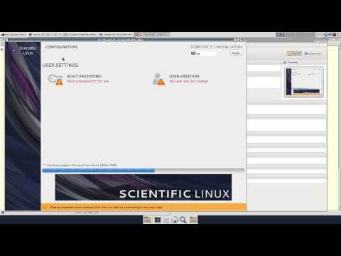 Distro Review Scientific Linux 7 (RHEL)