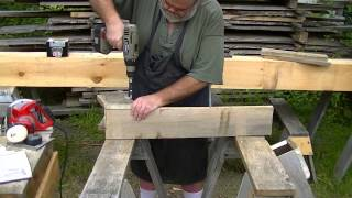 Sawhorse Assembly Video