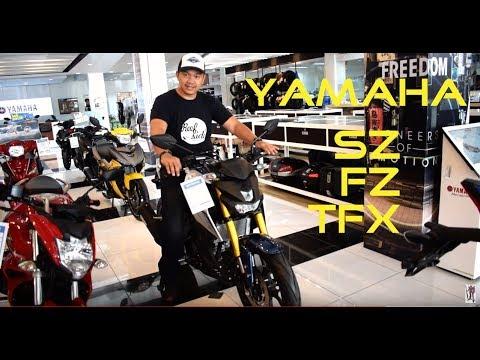 Shop Talk: Yamaha SZ 150 | FZi 150 | TFX 150