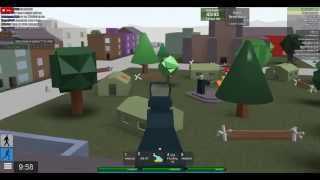 [ROBLOX] Apocalypse Rising: Jadelazer460 Point of veiw: