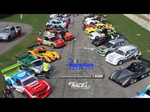 CMRC 2015 Round 3 at Bushy Park Barbados (RACE1)