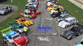 CMRC 2015 Round 3 at Bushy Park Barbados (RACE1)