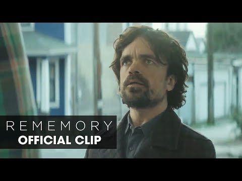 "REMEMORY (2017 Movie) - Official Clip ""Alison's Dead""  - Peter Dinklage"