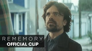 REMEMORY (2017 Movie) - Official Clip