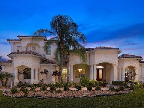 Luxury Waterfront Home in Winter Garden Florida