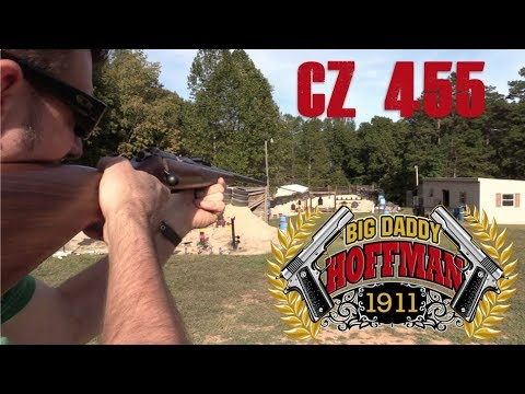 CZ 455 .22 Rifle - The Best Shooting .22 Rifle?