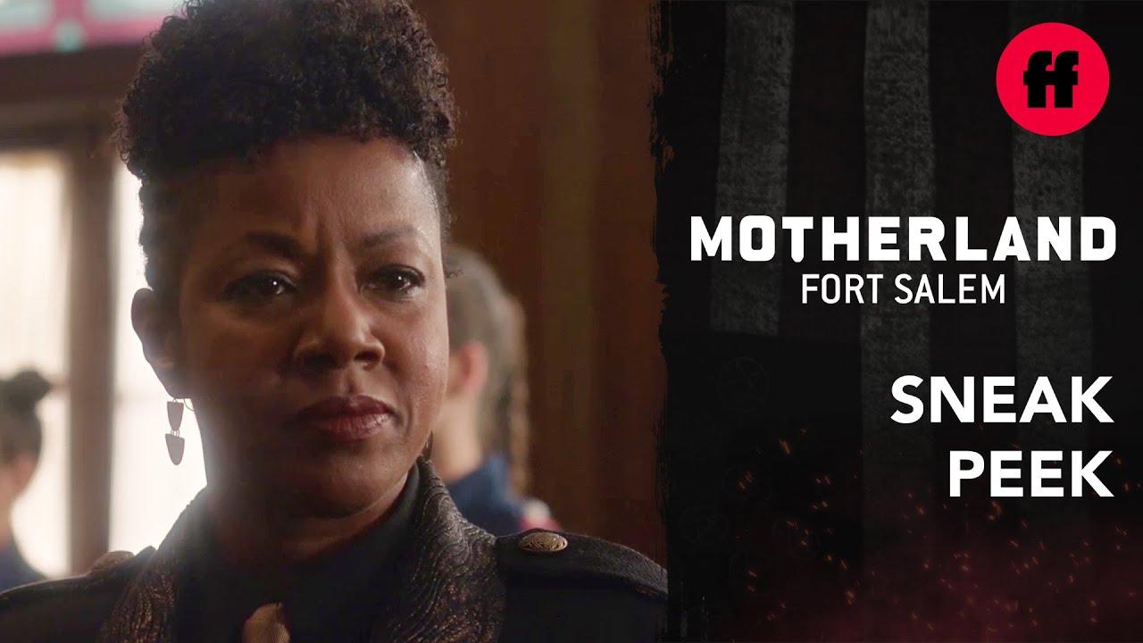Download Motherland: Fort Salem Season 2, Episode 3 | Sneak Peek: A Visit From The Imperatrix | Freeform