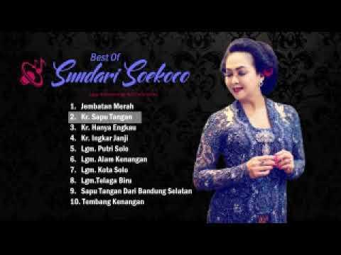 Koleksi 10 Lagu Syahdu Sundari Soekoco - Album Keroncong Asli Indonesia