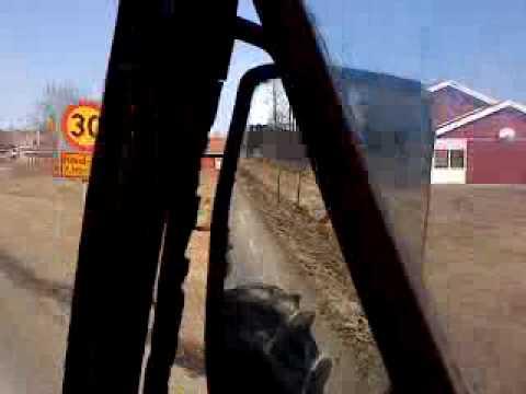 Traktor Kör hem nyhandlade IH MC Cormic D 440 1958