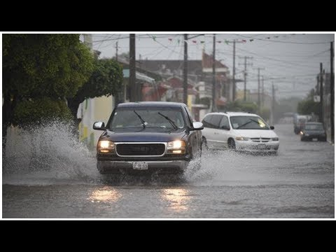 PressTV-Hurricane Willa nears Mexican Pacific tourist resort