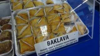 Greek Desserts & Pastries - A Taste Of Greece - Saint Paul's Greek Festival - Irvine, Ca