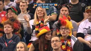Handball EM Final 2016 Germany-Spain