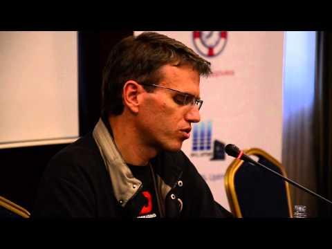 Veni Markovski, Domain Forum 2012