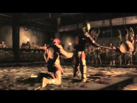 Spartacus Legends — Прокачка гладиатора (HD)
