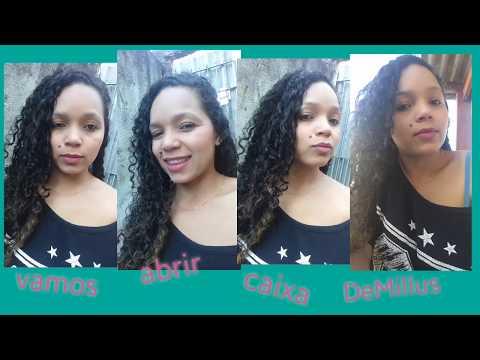 Baixar Minha caixa DeMillus campanha 11/2019 by Carla Sylva