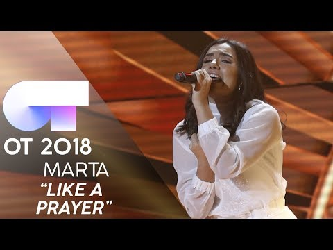 """LIKE A PRAYER"" - MARTA 